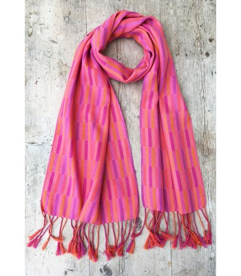 False Damask Scarf
